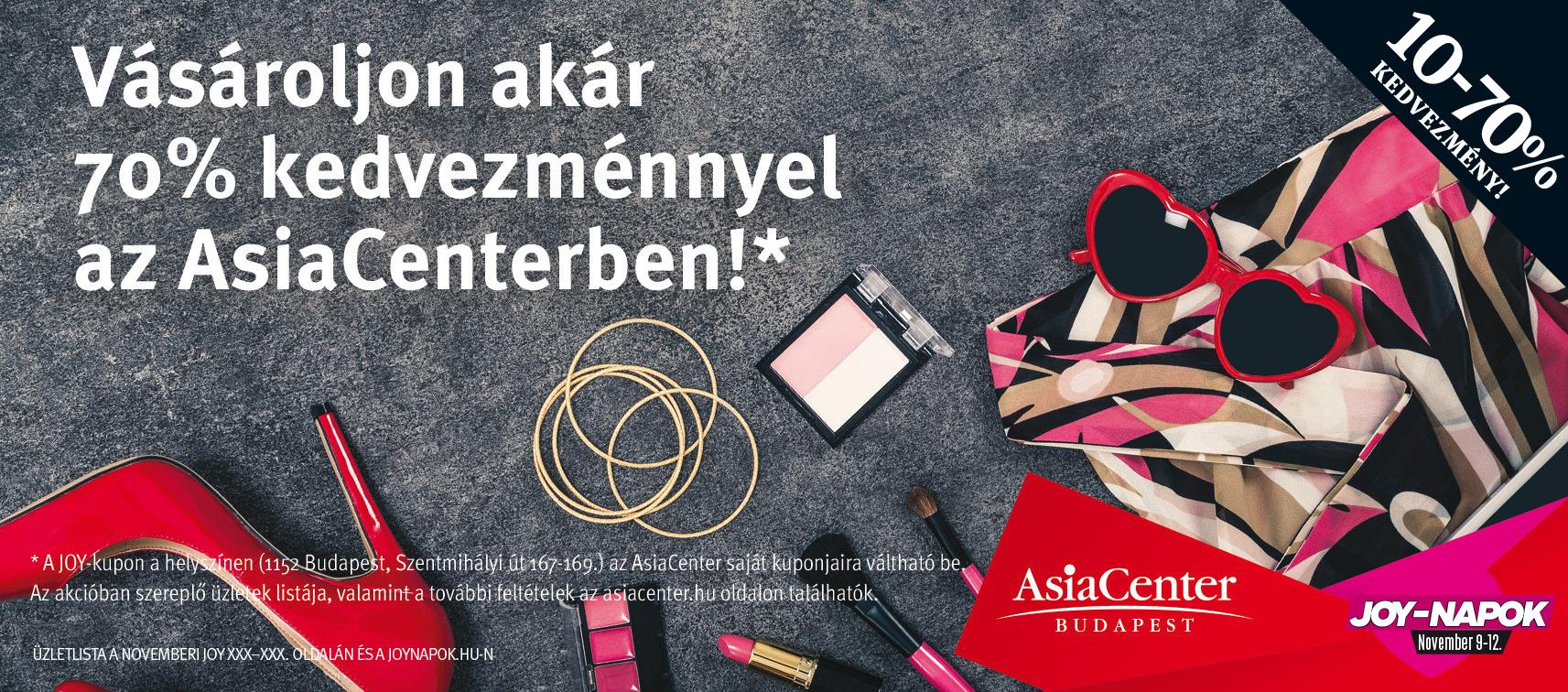 AsiaCenter Budapest  a821df585d
